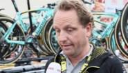 """Ploegleider Wout van Aert vertelt waarom hij officieel uit de Tour werd gezet: """"Ik werd boos toen fiets van Roglic werd beschadigd"""""""