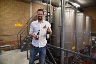 """Guillaume (31), derde generatie brouwers bij Malheur, valt in de prijzen : """"Dit is de bevestiging dat we mooie producten afleveren"""" <BR />"""