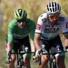 Sagan zal moeten rekenen op beukwerk van zijn ploeg Bora-Hansgrohe om een kans op de trui te houden.
