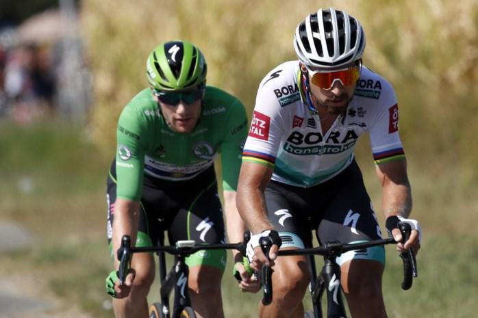 """Beslist Champagnole over de champagne? Laatste kans voor Sagan om Bennett de groene trui te ontfutselen: """"Acht is ook maar een getal"""""""