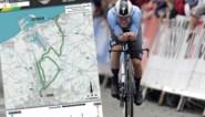 Zo ziet het tijdritparcours van het WK wielrennen Flanders 2021 eruit: strand, wind en historisch erfgoed