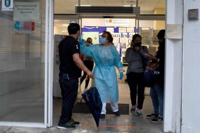 Toestand in Spaanse hoofdstad Madrid begint uit de hand te lopen: 850.000 inwoners mogen enkel nog gaan werken en winkelen