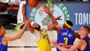Anthony Davis stuwt LA Lakers naar winst in openingspartij Western Conference Final