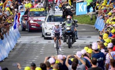 Dit brengt de laatste etappe van de Tour de France
