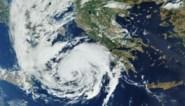 Twee doden bij orkaan Ianos in Griekenland