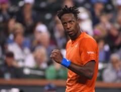 """Tennistopper Gaël Monfils toont hallucinante haatreacties na verrassende nederlaag in Rome: """"Stomme zwarte aap"""""""