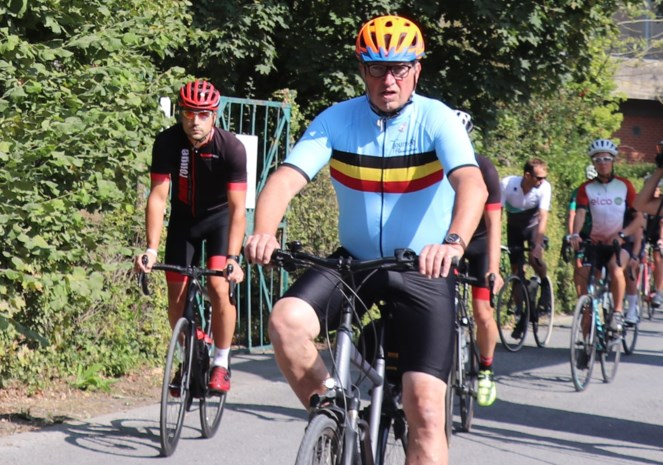 """Evenement voor meer veiligheid voor fietsers gaat door na dodelijk ongeval: """"Even getwijfeld, maar net op zo'n dag moeten we duidelijk signaal geven"""""""