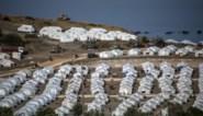 Driekwart migranten uit kamp Moria verplaatst naar nieuwe opvang