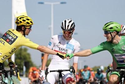 Zes vragen over de cruciale tijdrit van de Tour de France: kan Pogacar nog over Roglic wippen?