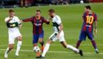 Barcelona sluit oefenperiode af met magere zege tegen promovendus