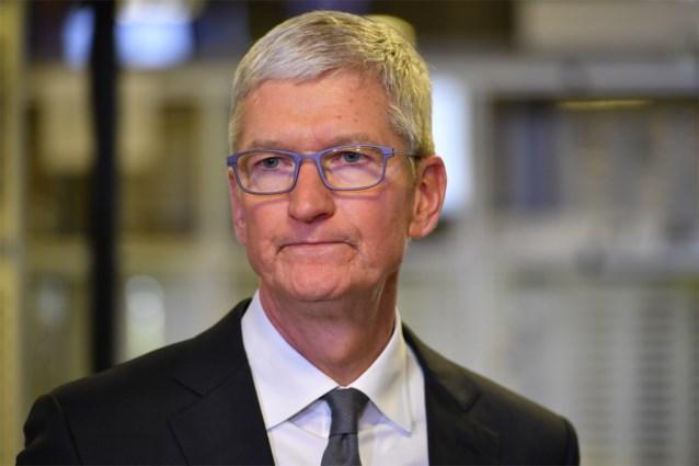Zure nasmaak: Apple verliest op drie weken tijd 500 miljard aan beurswaarde