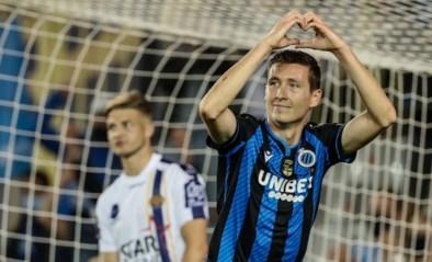 Gouden Schoen Hans Vanaken speelt 250ste partij voor Club Brugge