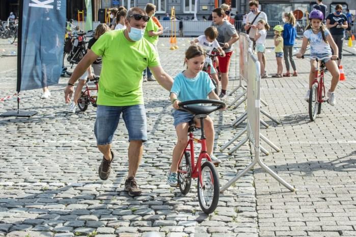 Fietsers en voetgangers even baas in Roeselare
