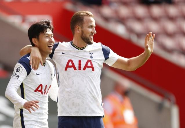 Harry Kane deelt vier (!) assist uit aan Son en scoort zelf de vijfde in doelpuntenkermis met Tottenham
