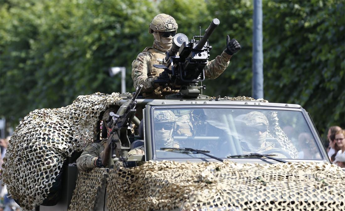 Het leger wil jou