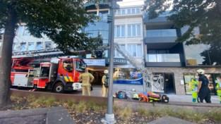 Vermoedelijke brandstichter aangehouden na appartementsbrand in Genk