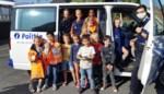 Basisschool Leieparel stapte en trapte op de Strapdag op een veilige manier naar school