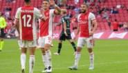 Belgen in het buitenland: Ajax kent weinig moeite met RKC, Emond redt een punt voor Nantes
