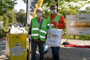 """500 'Propere Pierkes' houden Gentse straten netjes: """"Ik geloof in de kracht van het goede voorbeeld"""""""