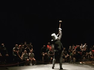 In cultuurhuis de Warande mag publiek mee op podium
