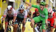 Leerling overtreft de meester: Sam Bennett houdt ex-ploegmaat Sagan af en schenkt Lefevere eerste groene trui sinds Tom Boonen