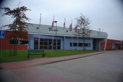 Vernieuwing van de sportvloer in De Passant