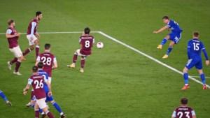 Belgen boven bij Leicester: goal van Dennis Praet, assist van Castagne