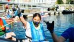 """400 kilo zwerfafval uit Gentse waterlopen gehaald: """"Dringend nood aan statiegeld op blikjes"""""""