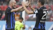 Club Brugge schiet dramatisch Zulte Waregem helemaal aan flarden (0-6), Krmencik twee keer aan het kanon