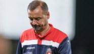 Fans roepen om ontslag, maar Moeskroen-trainer mag blijven