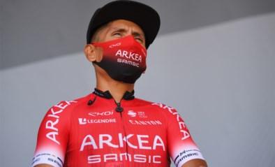 """Vooronderzoek naar doping in de Tour: """"Nairo Quintana wordt geviseerd"""""""