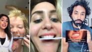 """Tandartsen waarschuwen voor gevaarlijke TikTok-trend: """"Tanden bijwerken met een nagelvijl is niet aan te raden"""""""