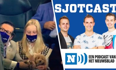 """SJOTCAST. """"Van Eetvelt die een vuistje geeft aan de hond van Coucke. Beter wordt het niet."""" Aflevering 7 staat online!"""