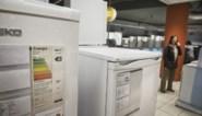 Strengere energielabels voor huishoudelektro: plots is uw A+++ koelkast nog maar een C'tje waard