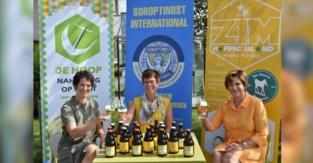Zottegemse Soroptimisten brouwen bier ten voordele van vzw De Hoop