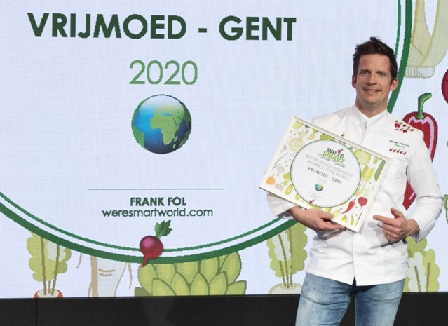 """Op één na beste groenterestaurant ter wereld ligt in Gent: """"Steeds meer vraag naar plantaardig menu"""""""
