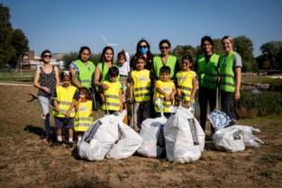 26 Limburgse acties leveren flinke berg ingezameld afval op