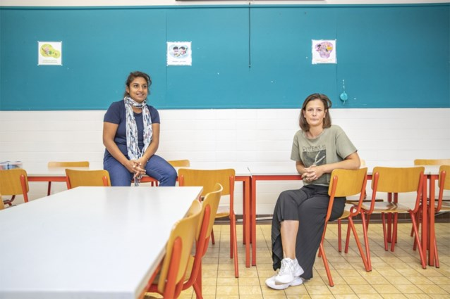 Antwerps proefproject met gezonde maaltijden op school start na herfstvakantie