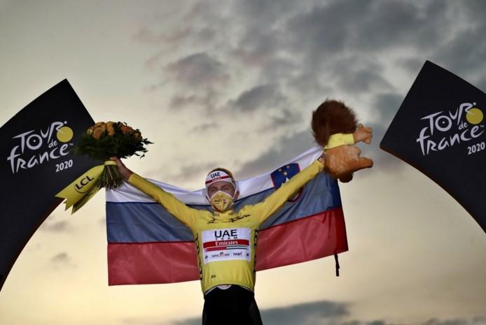 Op zijn 22ste heeft Tadej Pogacar al de top bereikt: wat doet zoveel succes met je en hoe ga je best om met al die plotse roem?