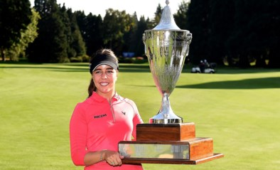 Engelse Georgia Hall zegeviert na thriller in Portland Classic golf