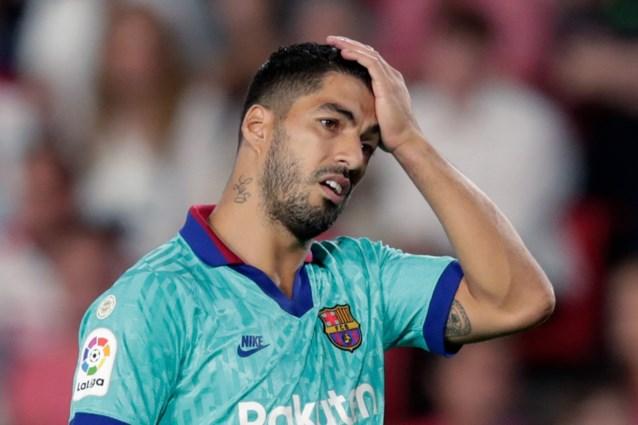Einde verhaal voor Luis Suarez bij FC Barcelona: Uruguayaan laat zijn contract ontbinden