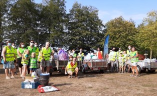 World Cleanup Day is jammer genoeg groot succes