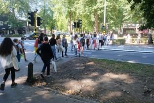 """Gemeenteraad eensgezind over zone 30 aan school GIB: """"Veiligheid duizend leerlingen heeft voorrang"""""""