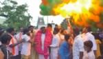 Ballonnen ontploffen op verjaardagsfeest Indiase premier: 12 feestvierders lopen brandwonden op