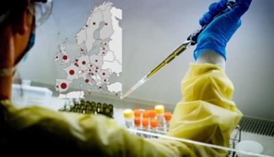OVERZICHT. Terwijl België discussieert over bubbel, worden maatregelen in Europa weer fors strenger