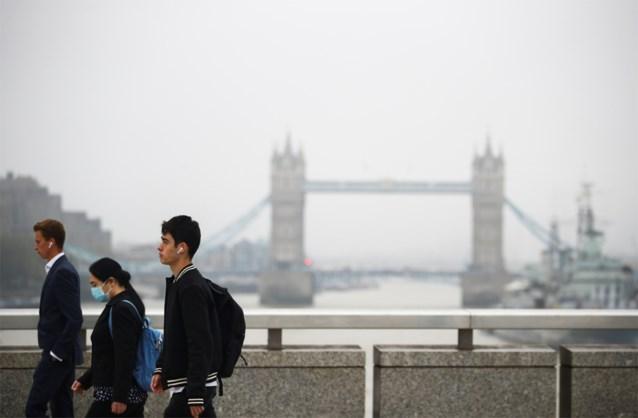 Groot-Brittannië stevent af op 50.000 nieuwe gevallen per dag zonder strengere maatregelen