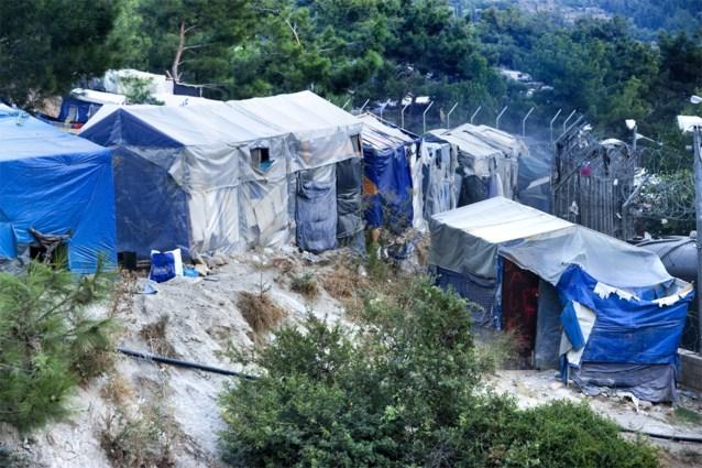 Brand in vluchtelingenkamp op Griekse eiland Samos