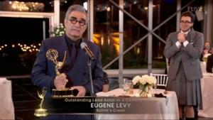 'Schitt's Creek' en 'Succession' grote winnaars virtuele Emmy Awards