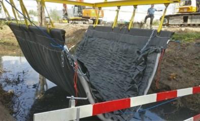 Lost dit eindelijk de historische vervuiling in De Lieve op?