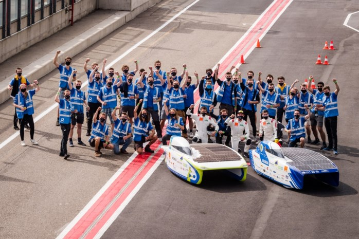 Ruben (21) pakt Europese titel met Solar Team